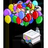 Balloon Stand-icon