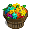 Gear Daisy Bushel-icon