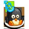 Penguin Party Cake-icon