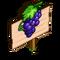 Shiraz Grape Mastery Sign-icon
