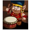 Boat Drum Gnome-icon
