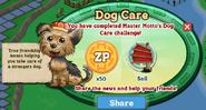Dog Care Rewards