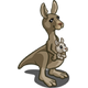 Mom Kangaroo-icon