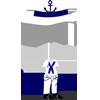 Sailor Man Costume-icon