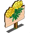 Yellow Marigold Mastery Sign-icon