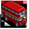 Double Deck Bus-icon