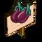 Forbidden Eggplant Mastery Sign-icon