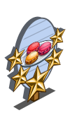 Lillipilli Cookies 5 Star Mastery Sign-icon