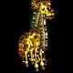 Muffler Giraffe-icon