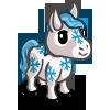 Snowflake Mini Foal-icon
