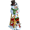 Snowman Tower-icon