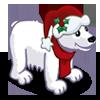Winter Polar Bear-icon