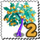 Blue Guava Tree Stamp-icon