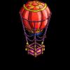 Crude Hot Air Balloon-icon