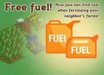 Free fuel week