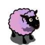 Grayish Lilac Grayish Purple Ewe-icon