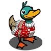 Holiday Sweater Duck-icon