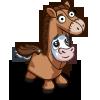 Horse Costume Calf-icon