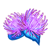 Ocean Feather Flower-icon