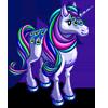 Peacock-unicorn-icon