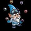 Pearl Juggler Gnome-icon