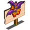 Bat Berry Mastery Sign-icon