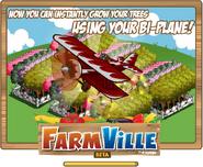 BiPlane Grow Trees
