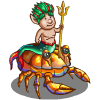 Crab Rider Gnome-icon