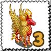 Dazzling Pegasus Stamp-icon