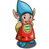 Dutch Girl Gnome-icon