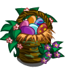 Flower Egg Basket-icon