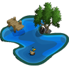 Lake-icon