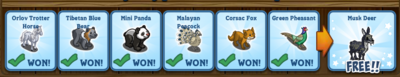Mystery Game 166 Rewards Revealed