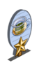 Oolong Tea 1 Star Mastery Sign-icon