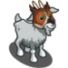 Owl Mask Goat-icon