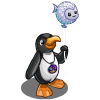 Puffer Balloon Penguin-icon