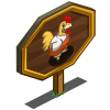 Zen Chicken Mastery Sign-icon