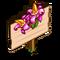 Banana Blossom Mastery Sign-icon