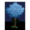 Blue Tree-icon