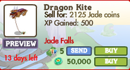 Dragon Kite Market Info (June 2012)