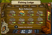 Fishing Lodge Inside