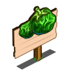 Green Kutjera Tomato Mastery Sign-icon