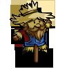 Scarecrow Gnome-icon