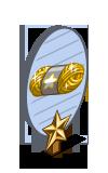 Star Puff Yarn 1 Star Mastery Sign-icon