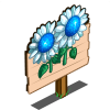 White Dwarf Sunflower Mastery Sign-icon