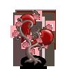 Anti Love Heart Tree-icon