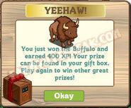Farmville buffalo
