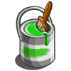 Green Paint-icon