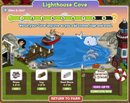 Lighthouse Cove Stage 8