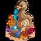 Seahorse Fountain-icon